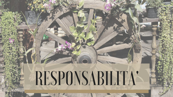 Aver paura delle responsabilità - Dott.ssa Teresa Ragusa Psicologa Psicoterapeuta Osimo AN